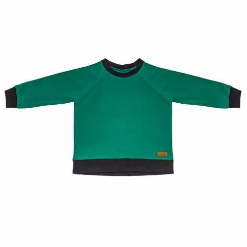 Bluza No2 Zielona